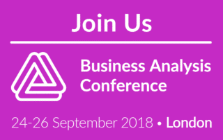 ScopeMaster at the Business Analyst Conference London 201