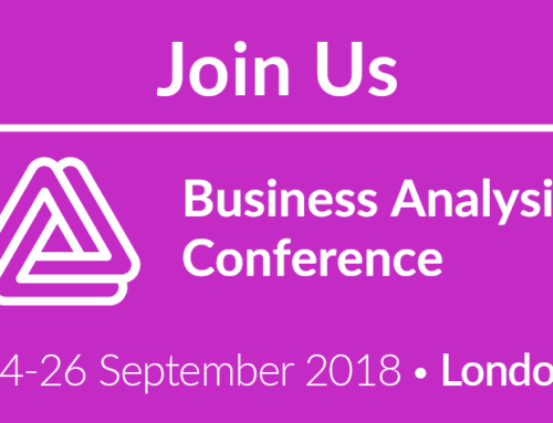 Join us at the BA Conference London