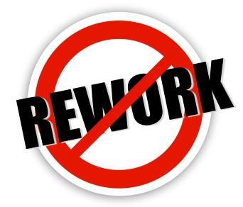 no rework with scopemaster