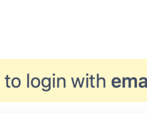 Perfecting the Login User Story
