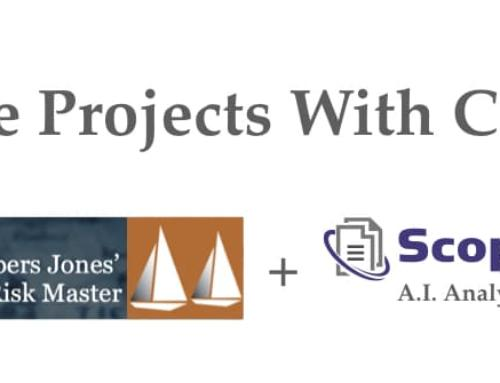 ScopeMaster and Capers Jones Offer Certainty to Software Projects