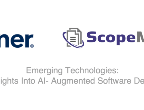 Gartner Points to ScopeMaster as a Leader