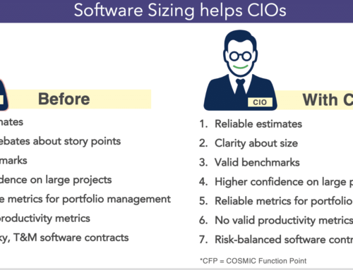 Software Measurement – an overview for CIOs